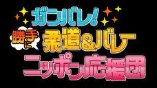 ガンバレ!柔道&バレー勝手にニッポン応援団